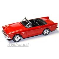 4056S-SPK Sunbeam Tiger MK1 Convertible 1964 (red)