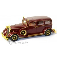 "124312-TSM Cadillac Deluxe Tudor Limousine 8C 1932г. ""The Last Emperor of China"""