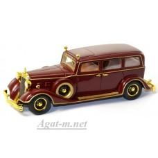 """Масштабная модель Cadillac Deluxe Tudor Limousine 8C 1932г. """"The Last Emperor of China"""""""