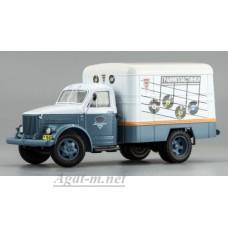 """105171-ДИП Горьки-51 фургон КИ-51  """"Пластинки"""" 1953г."""