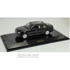 412301-ДИП AURUS SENAT S600 бронированный (black)