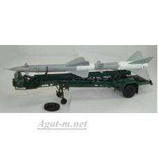 Транспортно-заряжающая машина ПР11А (с ракетой 13ДСУ)