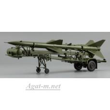 Транспортно-заряжающая машина ПР11Б (с ракетой 20Д)
