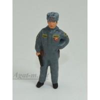 003-002-СОЛ Милиционер в зимней форме
