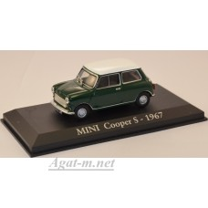 03АД-ALT Mini Cooper 1967 Green