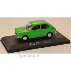 16АД-ALT Fiat 127 1972 Green