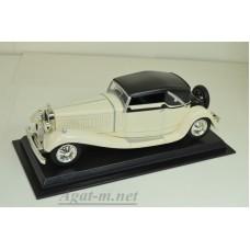 03-ЛА Bugatti Royale, песочный с черным