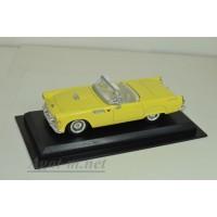 17-ЛА Ford Thunderbird, желтый