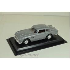 32-ЛА Aston Martin DB4 серый, 1958 г.