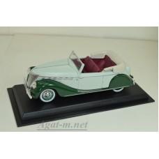 43-ЛА Renault Suprastella 1939 г., бело-зеленый