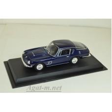 44-ЛА Maserati Mistral 1963 г., темно-синий