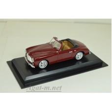 56-ЛА Simca 8 Sport 1949 г., темно-красный
