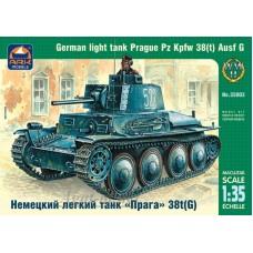 """35003-АРК Немецкий легкий танк """"Прага"""" 38(t)"""