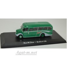 "4642103-АТЛ Автобус BEDFORD OB Duple Vista Coach ""Ron W. Dewsway Tours""1944 Green"