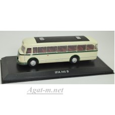 4642108-АТЛ Автобус IFA H6 B 1958 Green/White