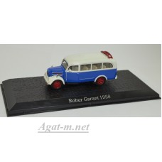 7163127-АТЛ Автобус ROBUR Garant 1958 Blue/White