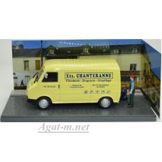 "2428017-АТЛ CITROEN C35 фургон ""Ets.Chanteranne"" 1980 Yellow"