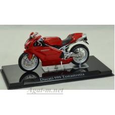 4110109-АТЛ Мотоцикл DUCATI 999 Testastretta Red