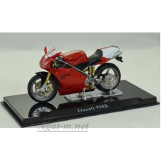 4110121-АТЛ Мотоцикл DUCATI 998R Red