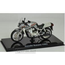 4658122-АТЛ Мотоцикл SUZUKI Katana 1982 Black