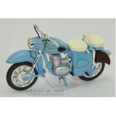 7168902-АТЛ Мотоцикл MZ ES 250 1956 Blue