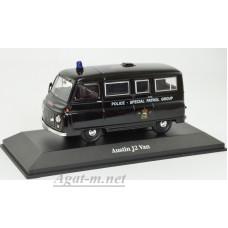 "4650102-АТЛ AUSTIN J2 Van ""Metropolitan Police"" 1962 Black"