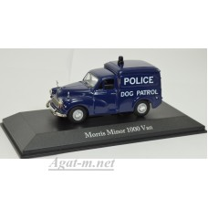 "4650104-АТЛ MORRIS MINOR 1000 Van ""West Riding Constabulary Dog Patrol"" 1957"