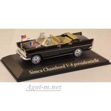 2696607-АТЛ Simca Chambord V8 Ab-P President Persident Kennedy, 1961