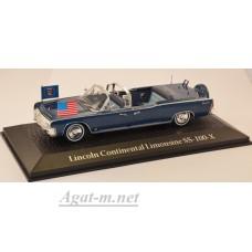 2696601-АТЛ LINCOLN Continental Limousine SS-100-X президента США Джона Кеннеди 1963г.