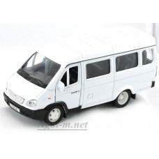 Масштабная модель Горький модель автобуcа, белый