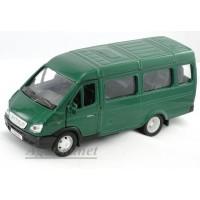 2902-2-АВБ Горький модель автобуса, зеленый