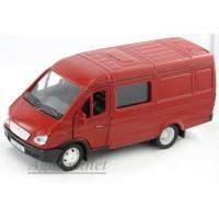 2903-1-АВБ Горький модель комби, красный