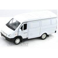 2904-АВБ Горький модель фургон, белый