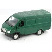 2904-2-АВБ Горький модель фургон, зеленый