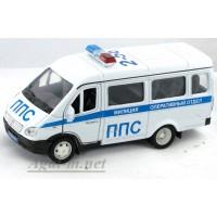 2911-АВБ Горький модель автобуса милиция ППС