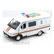 Масштабная модель Горький модель комби МЧС