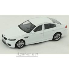 Масштабная модель BMW M5, белый