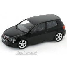 Масштабная модель Volkswagen Golf GTI, черный