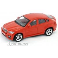 34265-1-АВБ BMW X6, красный