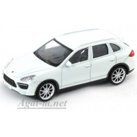 34268-1-АВБ Porscne Cayenne Turbo, белый