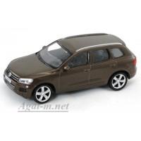 34269-АВБ Volkswagen Touareg, коричневый