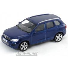 Масштабная модель Volkswagen Touareg, синий