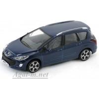 34302-1-АВБ Peugeot 308 SW, темно-синий