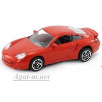 34303-АВБ Porsche 911 Turbo, красный