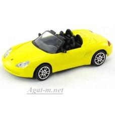 34305-1-АВБ Porsche Boxster, желтый