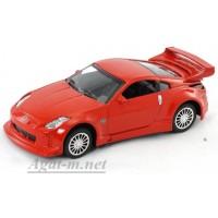 4702-АВБ Nissan Fairlady Z33, красный