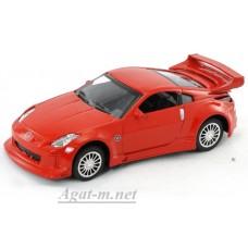 Масштабная модель Nissan Fairlady Z33, красный