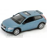 4703-АВБ Volvo C30, голубой