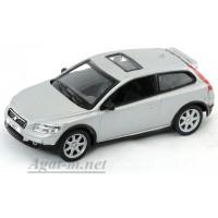 4703-2-АВБ Volvo C30, серый