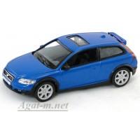 4703-3-АВБ Volvo C30, синий